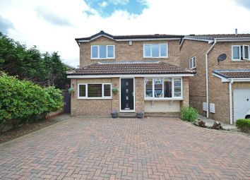 Thumbnail 4 bed detached house for sale in Otters Holt, Durkar, Wakefield