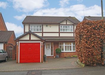 4 bed detached house for sale in Linthurst Newtown, Blackwell B60