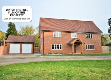 Thumbnail 4 bedroom detached house for sale in Oyster Meadow, Dereham