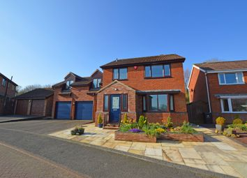 Thumbnail 4 bed detached house for sale in Newby Farm Road, Scarborough