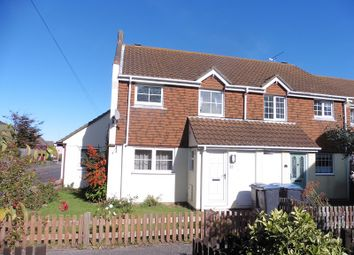 Thumbnail End terrace house to rent in Newlands Drive, Walmer Deal