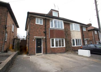 Thumbnail 1 bed semi-detached house to rent in Jackson Avenue, Mickleover, Derby