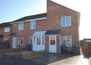 Thumbnail 2 bed end terrace house to rent in Pennine Close, Melksham
