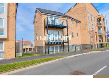 Thumbnail 2 bed flat for sale in Martin Hunt Drive, Stanway, Colchester