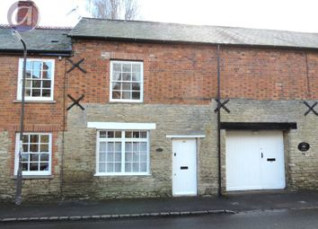 Thumbnail 3 bed terraced house to rent in High Street, Harrold, Bedford