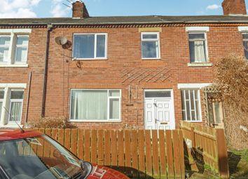 Thumbnail 4 bedroom terraced house for sale in Castle Terrace, Ashington