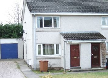 Thumbnail 2 bed flat to rent in Kirkland Hill, Lhanbryde, Elgin