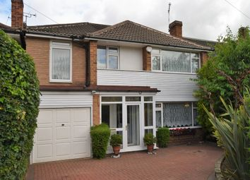 Thumbnail 4 bedroom detached house to rent in Woodfield Road, Oadby, Leicester