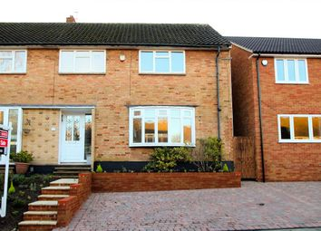 Thumbnail 4 bed semi-detached house for sale in Spring Lane, Hemel Hempstead
