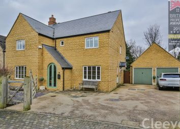 Thumbnail 5 bed detached house for sale in Knapps Crescent, Woodmancote, Cheltenham
