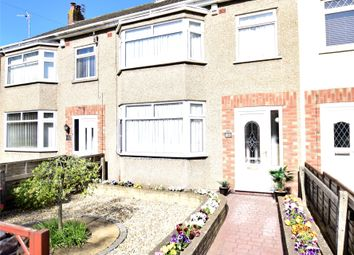 Thumbnail 3 bed terraced house for sale in Overndale Road, Bristol