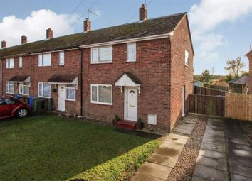 Thumbnail 2 bed end terrace house for sale in Auchinleck Close, Driffield