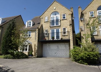 Thumbnail 4 bed detached house for sale in Fields End, Oxspring, Sheffield
