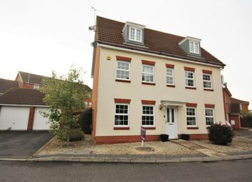 Thumbnail 5 bed detached house for sale in Emperor Close, Maldon