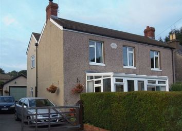 Thumbnail 3 bed detached house for sale in Oakland Road, Harrow Hill, Drybrook