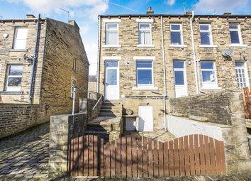 Thumbnail 3 bed terraced house to rent in Cheltenham Place, Halifax