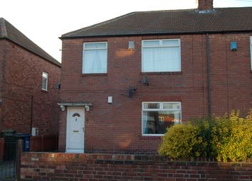 Thumbnail 2 bed flat to rent in Dunmorlie Streeet, Newcastle Upon Tyne