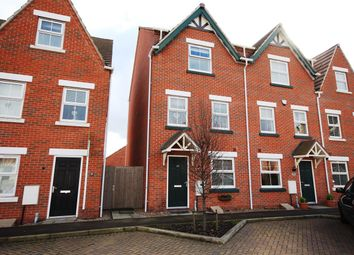 Thumbnail 4 bed town house for sale in Grey Meadow Road, Ilkeston