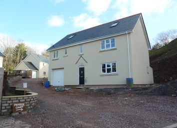Thumbnail 4 bed detached house for sale in Primrose Court, Bampton, Tiverton