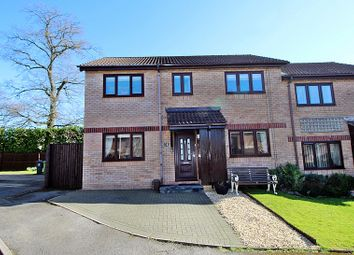 Thumbnail 5 bedroom semi-detached house for sale in Llys Tudful, Creigiau, Cardiff, Cardiff.