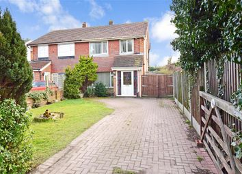Thumbnail 3 bed semi-detached house for sale in South View Road, Whitstable, Kent
