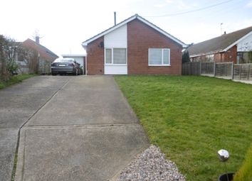 Thumbnail 3 bed bungalow for sale in Grange Lane, Willingham By Stow, Gainsborough