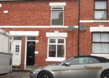 Thumbnail 3 bed terraced house to rent in Stanley Street, Northampton