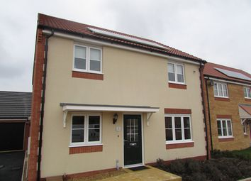 Thumbnail 5 bed detached house to rent in Abingdon Close, Eye