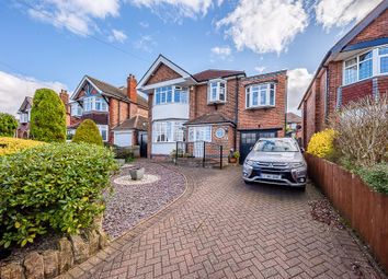 Thumbnail 4 bed detached house for sale in Arno Vale Road, Woodthorpe, Nottingham