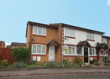 Thumbnail 2 bed end terrace house to rent in Oat Close, Aylesbury