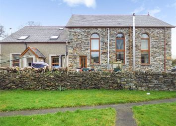 Thumbnail 7 bed detached house for sale in Pentrefelin, Criccieth, Gwynedd