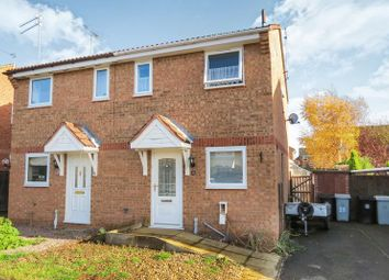 Thumbnail 2 bed semi-detached house for sale in Piccadilly Way, Morton, Bourne