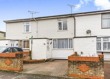 Thumbnail 2 bed terraced house for sale in Wallis Avenue, Loose, Maidstone