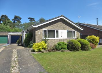 Thumbnail 3 bedroom detached bungalow for sale in Suffolk Way, Newmarket