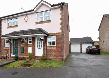 Thumbnail 2 bed semi-detached house for sale in Jupiter Gate, Stevenage