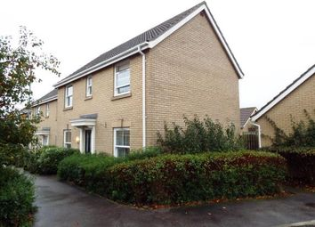 Thumbnail 3 bed semi-detached house for sale in Sutton, Ely, Cambridgeshire