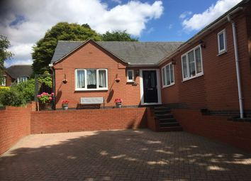 Thumbnail 3 bed detached bungalow for sale in Burton Road, Overseal, Swadlincote