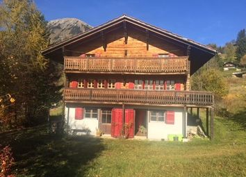 Thumbnail 7 bed chalet for sale in Chalet Le Madrier - Le Sepey, Vaud, Switzerland