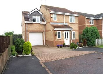 Thumbnail 3 bed detached house for sale in The Paddock, Seaton Delaval, Whitley Bay