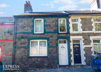 Thumbnail 2 bed terraced house for sale in Alexandra Road, Six Bells, Abertillery, Blaenau Gwent