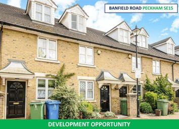 Thumbnail 3 bed property for sale in Banfield Road, London