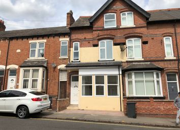 Thumbnail Block of flats for sale in Evington Rd, Leicester