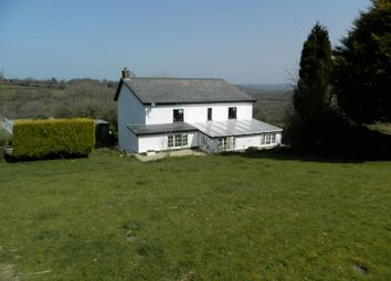 Thumbnail 3 bed detached house for sale in Tegryn, Llanfyrnach
