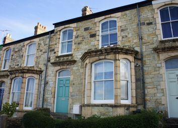 Thumbnail 3 bed terraced house to rent in Coronation Terrace, Truro