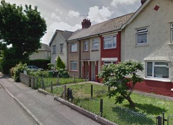 Thumbnail 3 bedroom property to rent in Madoc Road, Tremorfa, Cardiff