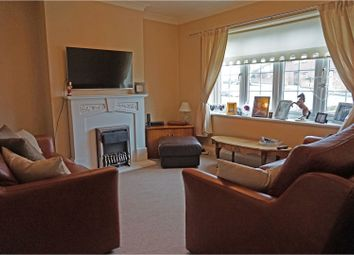 Thumbnail 3 bed semi-detached house for sale in Prestwood Drive, Romford