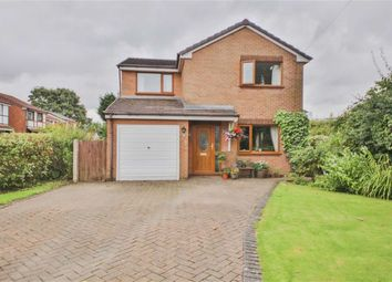 Thumbnail 4 bed detached house for sale in Village Croft, Euxton, Chorley