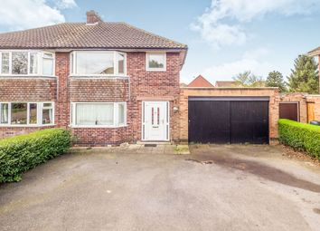 Thumbnail 4 bed semi-detached house for sale in Asfordby Road, Melton Mowbray