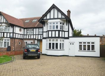 Thumbnail 4 bed semi-detached house to rent in The Lincolns, Marsh Lane, London