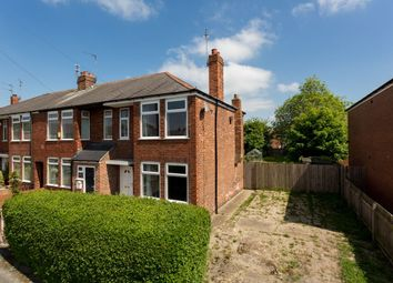 Thumbnail 2 bed terraced house for sale in Ingleborough Avenue, York